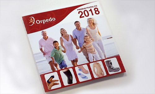 Orpedo Produktkatalog 2018