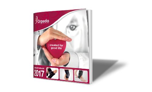 Orpedo Produktkatalog 2017